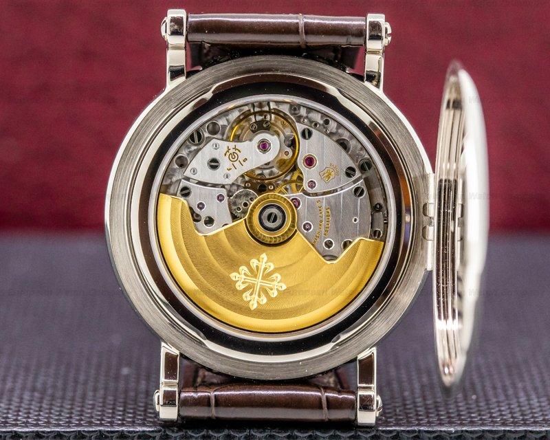 Patek Philippe 5159G-001 Retrograde Perpetual Calendar 5159G 18K White Gold