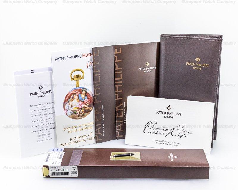 Patek Philippe 5205G-010 Annual Calendar Grey Dial 5205G 18K White Gold