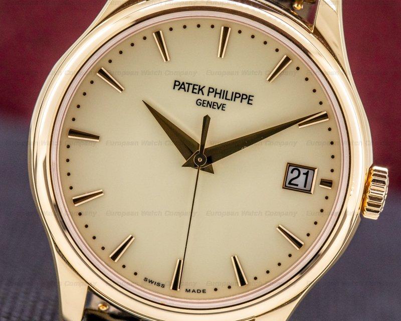 Patek Philippe 5227R Calatrava 5227R Automatic 18K Rose Gold