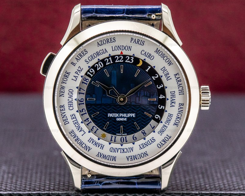 Patek Philippe 5230G New York NEW YORK 5230G World Time 2017 Limited Edition
