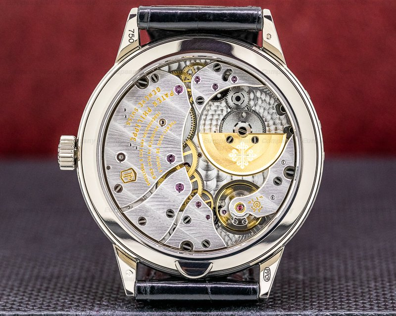 Patek Philippe 5235G Annual Calendar 5235G Regulator 18K White Gold