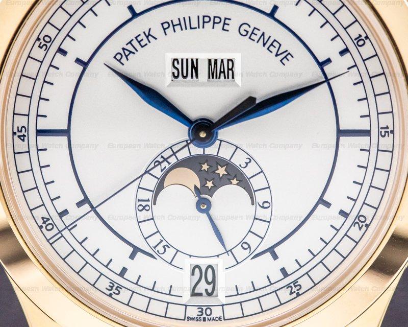 Patek Philippe 5396R-001 Annual Calendar 5396R-001 Sector Dial 18K Rose Gold