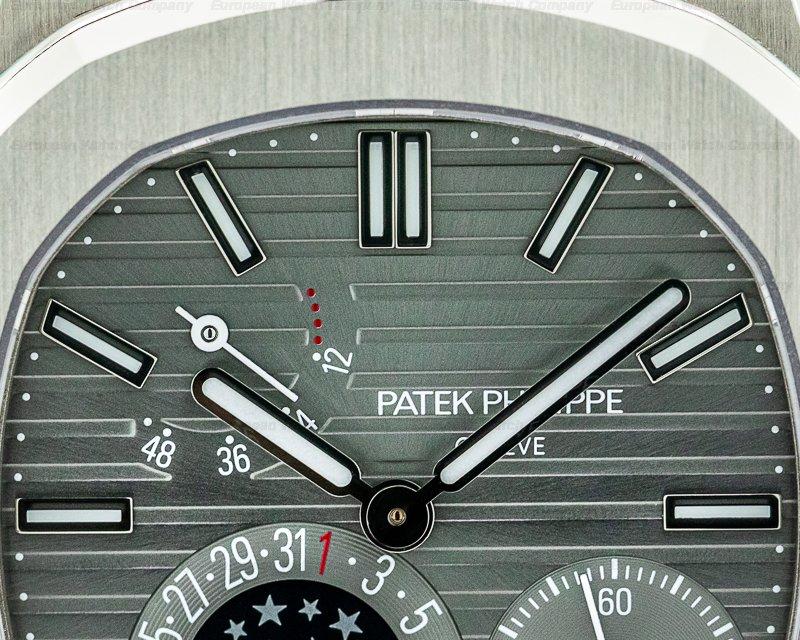 Patek Philippe 5712G-001 TIFFANY Nautilus 5712G TIFFANY 18K White Gold UNWORN