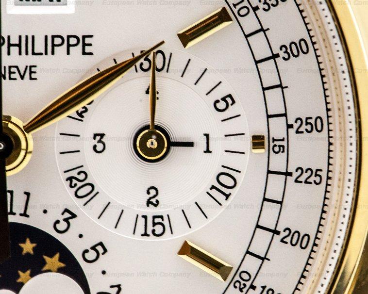 Patek Philippe 5970J-001 Perpetual Calendar 5970J Chronograph 18K Yellow Gold