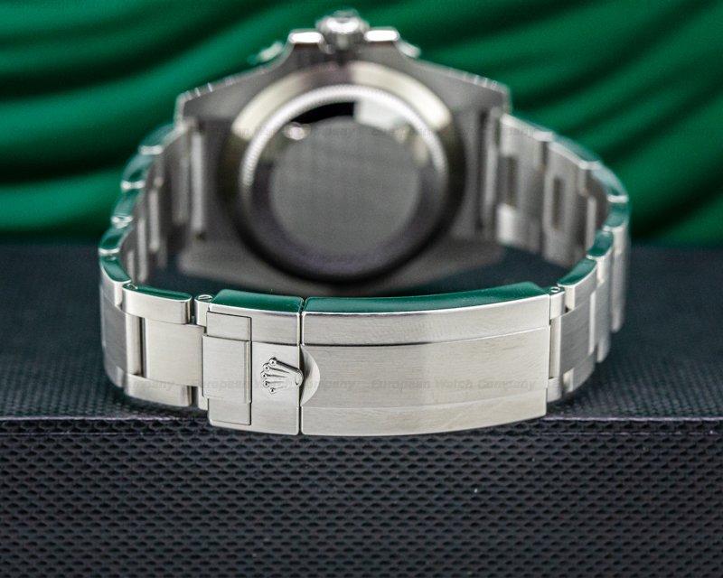 Rolex 114060 Submariner 114060 No Date Ceramic Bezel SS 2020