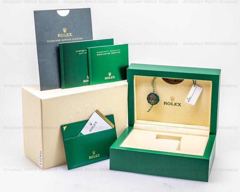 "Rolex 126710BLNR GMT Master II 126710 Ceramic ""Batman"" SS / Jubilee"