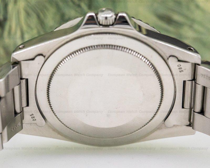Rolex 16750 GMT Master SS / SS Pepsi Bezel 1985 FULL SET
