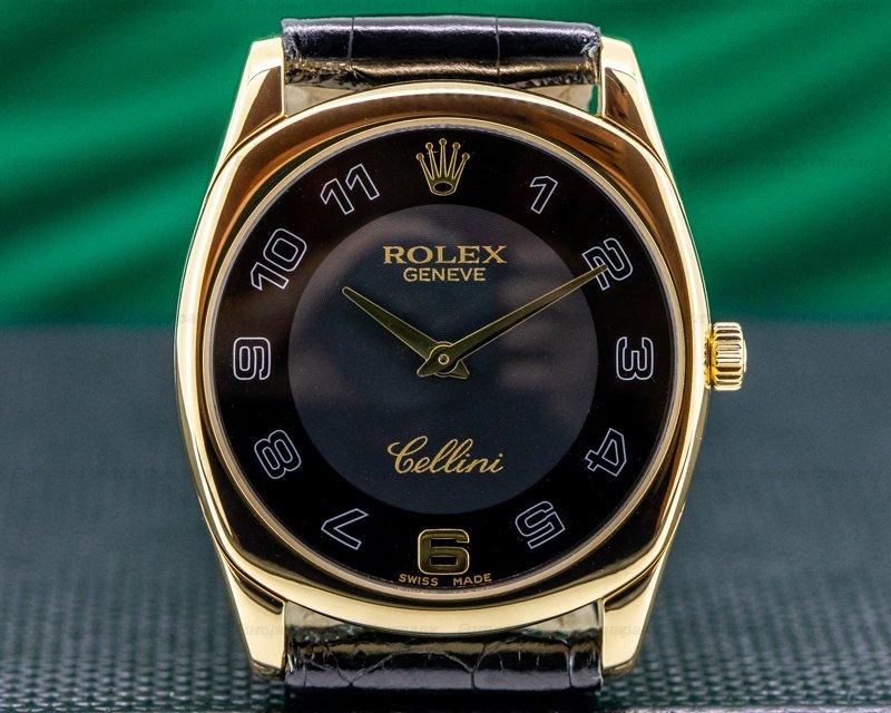 Rolex 4233 Cellini Danaos Yellow Gold