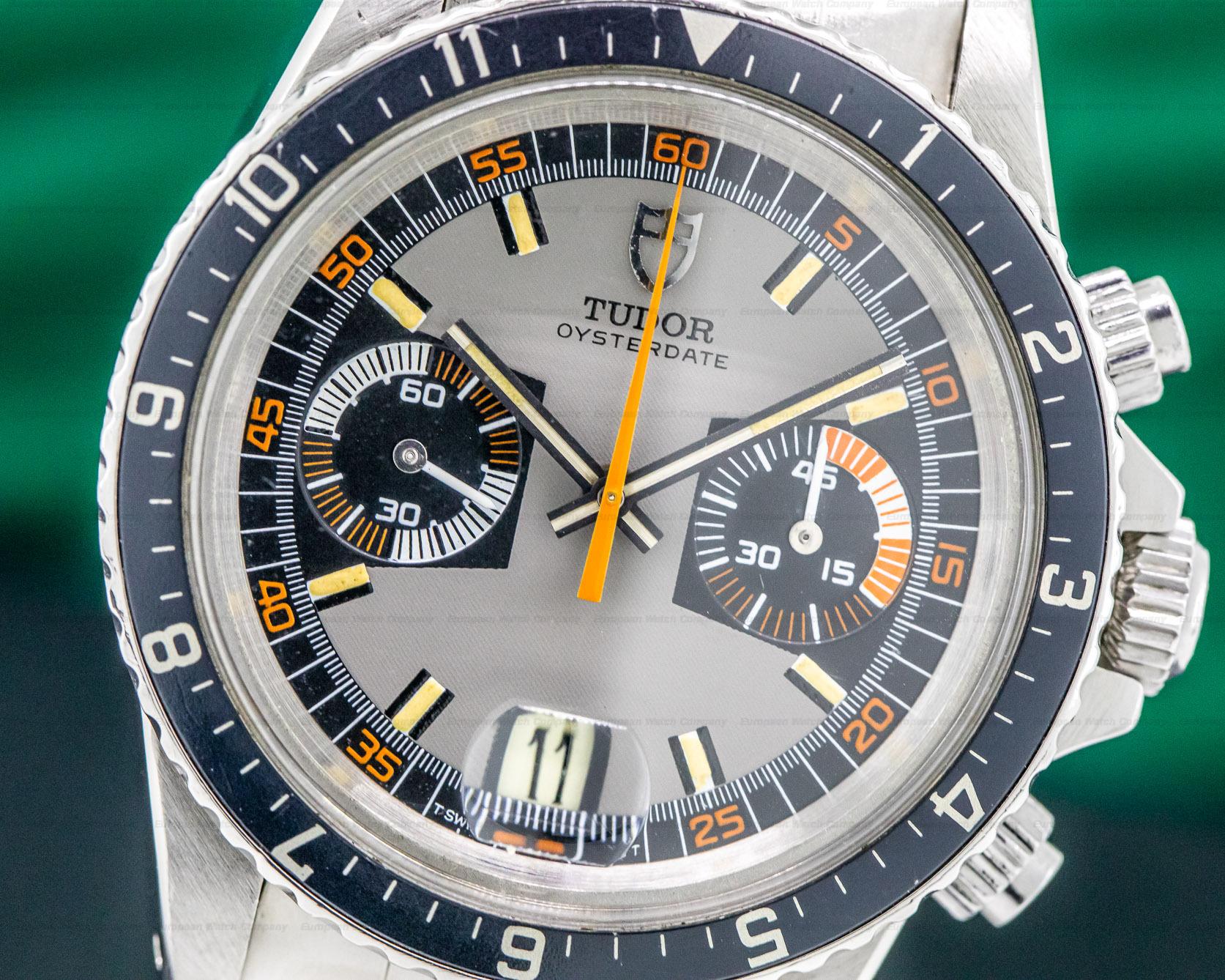 Tudor 7169/0 Vintage Monte Carlo Chronograph FULL SET NICE