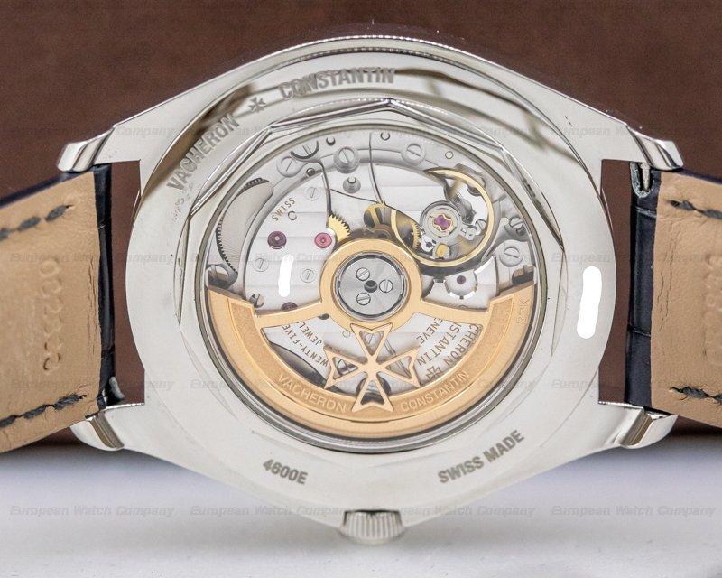 Vacheron Constantin 4600E/000A-B442 Fiftysix Self Winding SS Silver