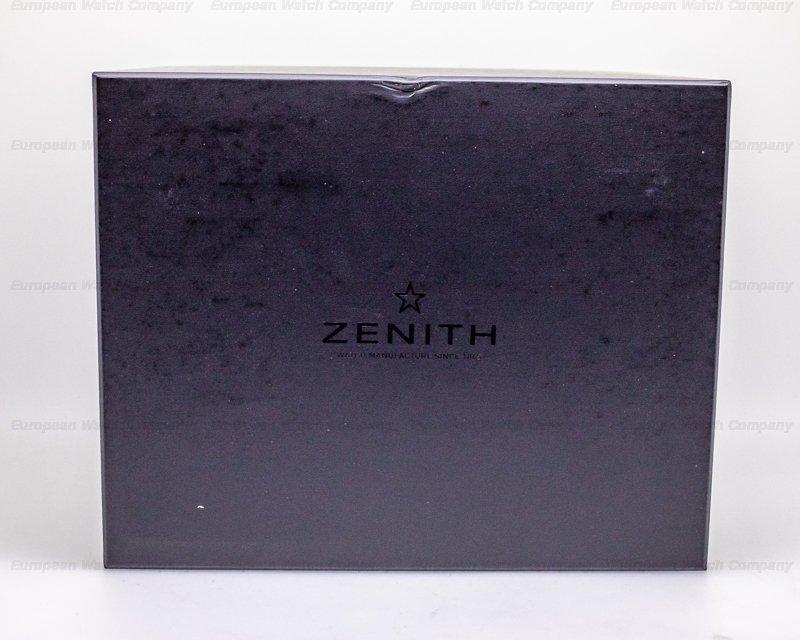 Zenith 18.9000.9004/71.R585 Defy El Primero 21 Rose Gold 44MM