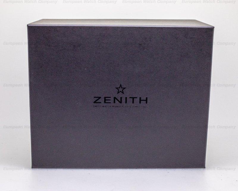 Zenith 29.1940.679/57.C808 Pilot Type 20 Extra Special Blue Dial Bronze