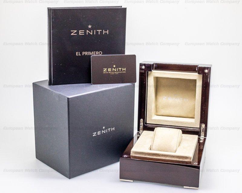 Zenith 75.2030.4055/21.R580 Chronomaster El Primero Retrotimer Chronograph