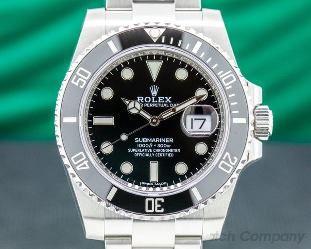 Rolex 116610LN Submariner 116610 LN Ceramic SS 2020 UNWORN