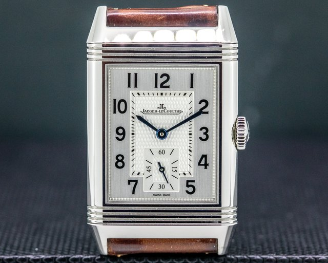 Jaeger LeCoultre Q3858522 Reverso Q3858522 Classic Large SS Manual Wind