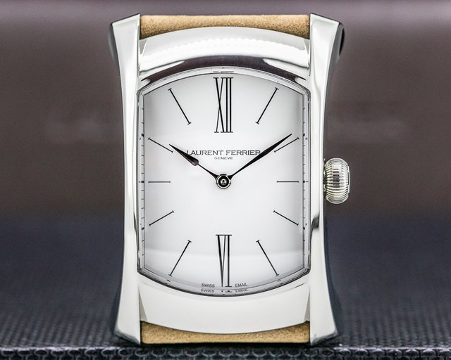 Laurent Ferrier LCF032.AC.E01 Bridge One Enamel Dial SS 2020