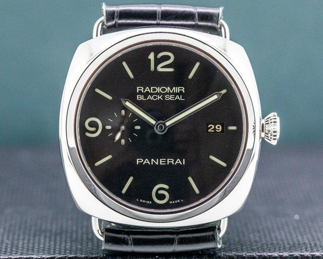 Panerai PAM388 Radiomir BLACK SEAL Automatic SS