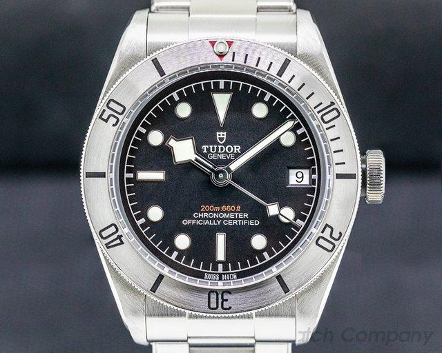 Tudor 79730 Tudor Heritage Black Bay 41 BLACK SS / SS