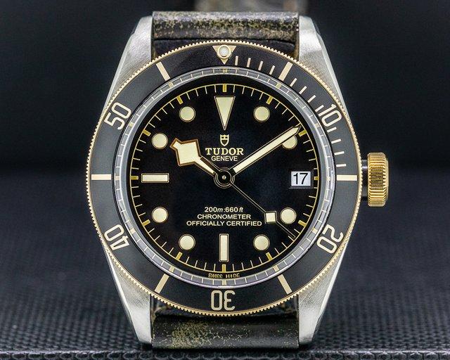 Tudor 79733N Tudor Heritage 79733N Black Bay SS / 18k 2020