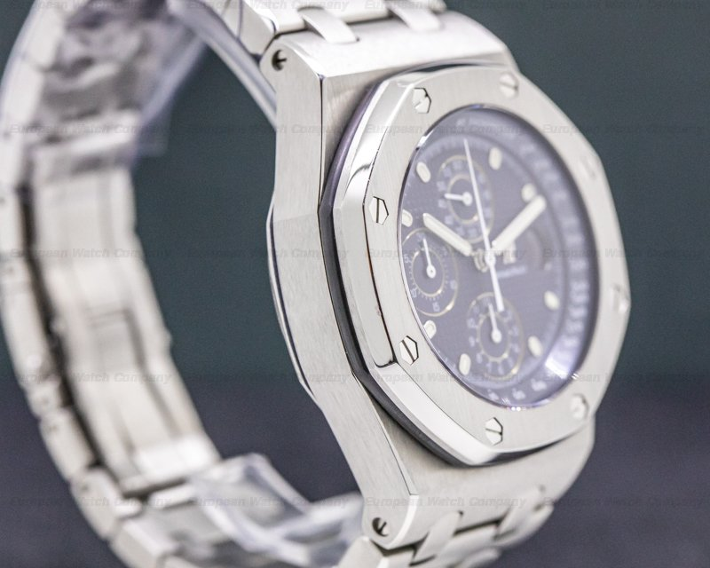 "Audemars Piguet 25721ST.O.1000ST.01 Royal Oak Offshore ""The Beast"" Chronograph Blue Dial"