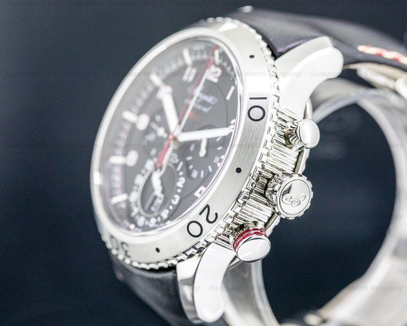 Breguet 3880ST/H2/3XV Type XXII Flyback SS / Strap
