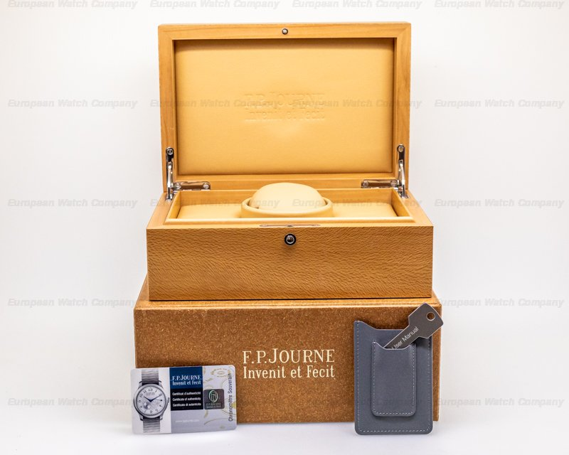 F. P. Journe Chronometre Souverain Chronometre Souverain Platinum 40MM