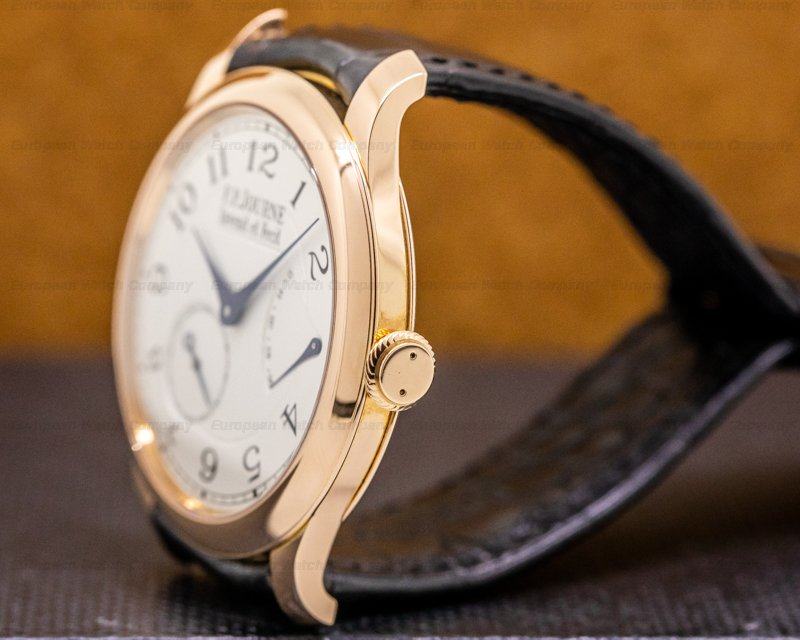 F. P. Journe Chronometre Souverain Chronometre Souverain Red Gold / Silver Dial 40MM