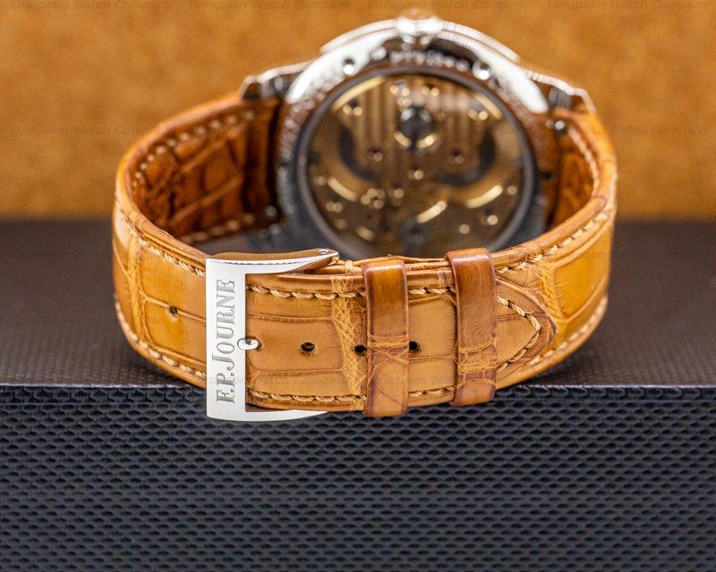 F. P. Journe Chronometre Souverain Ha Chronometre Souverain Havana Platinum 40MM