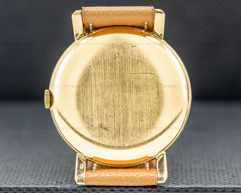 IWC Caliber 89 18k Yellow Gold