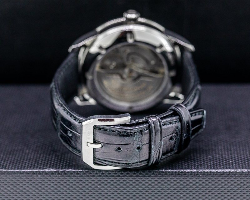 IWC IW323301 Ingenieur Vintage Collection Black Dial SS