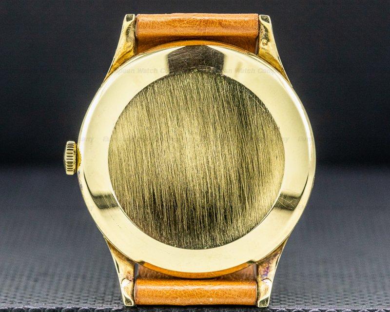 IWC Vintage Caliber 89 18K Yellow Gold