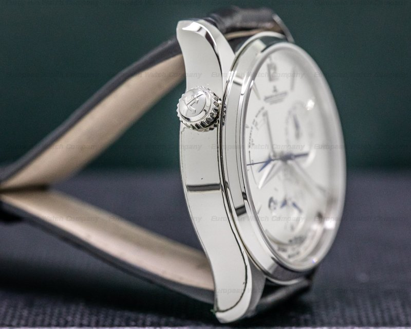 Jaeger LeCoultre Q1428421 Master Geographic SS 39MM
