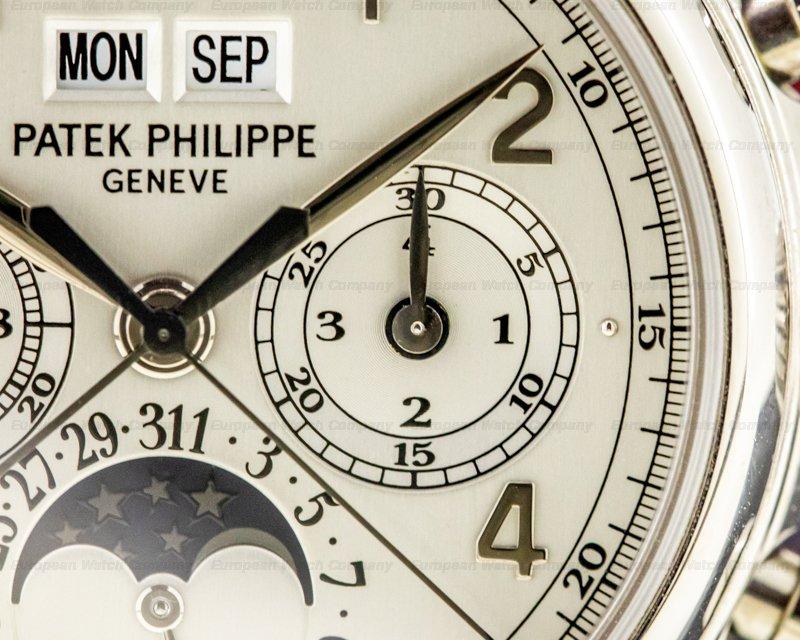 Patek Philippe 5004G-013 Perpetual Calendar Split 5004G FULL SET WOW