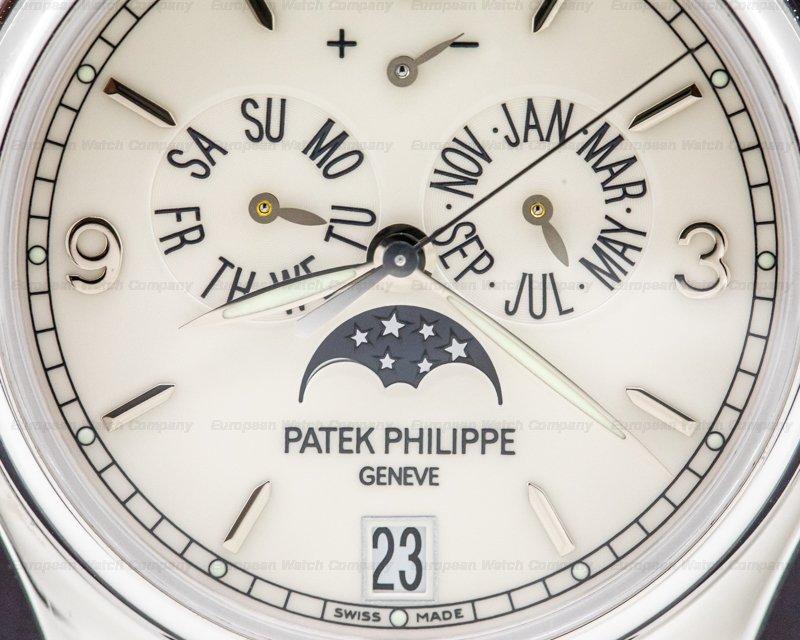 Patek Philippe 5146G-001 Annual Calendar 5146G 18K White Gold