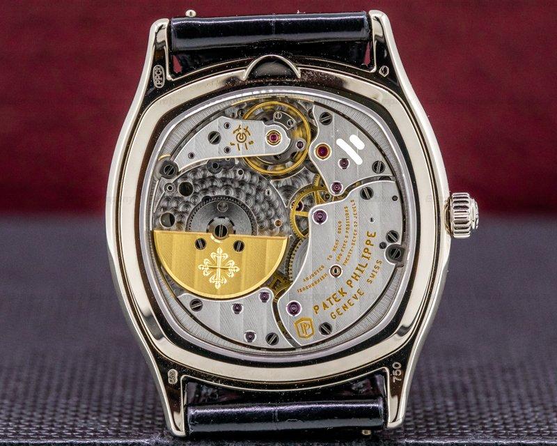Patek Philippe 5940G-001 Perpetual Calendar 18K White Gold Cushion Case FULL SET UNWORN