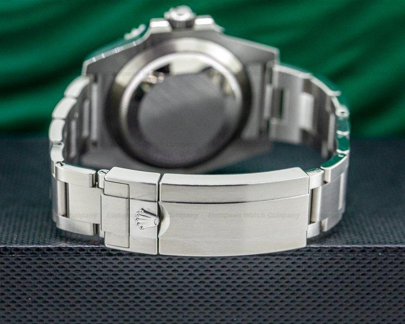 Rolex 114060 Submariner 114060 No Date Ceramic Bezel SS 2019
