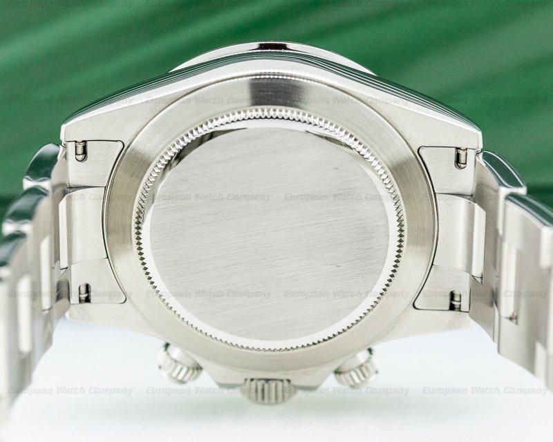 Rolex 116520 Daytona 116520 White Dial SS