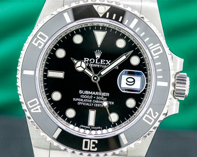 Rolex 116610LN Submariner 116610 LN Ceramic SS 2019 UNWORN