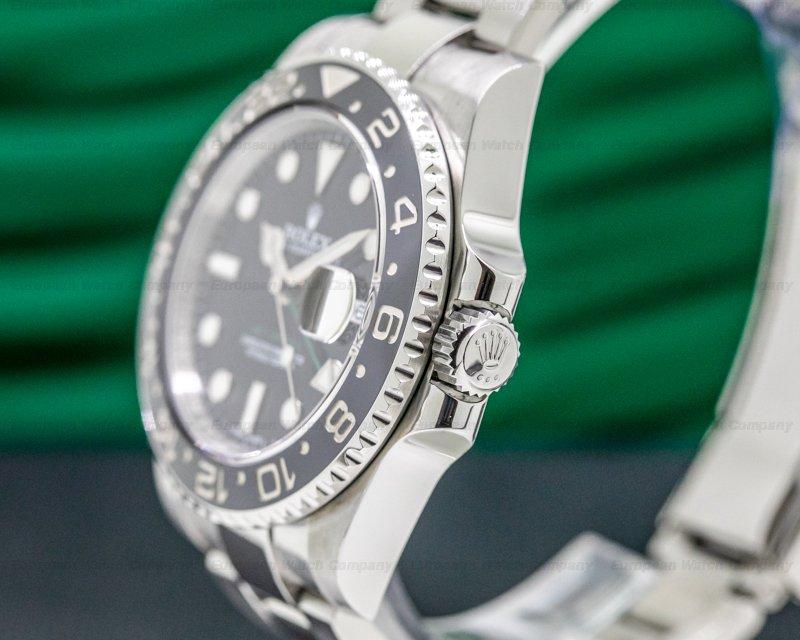 Rolex 116710LN GMT Master II 116710LN Ceramic SS