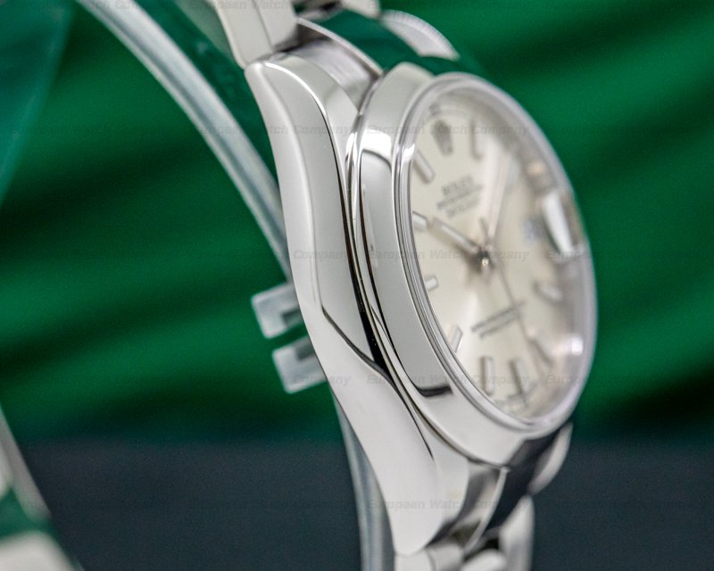 Rolex 178240 Rolex Datejust Silver Index Dial 31MM