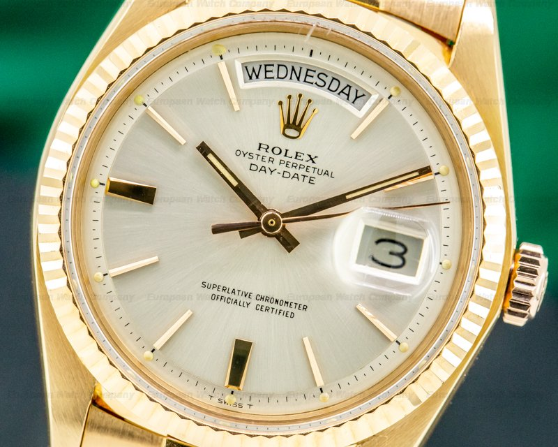 Rolex 1803 Oyster Perpetual Day Date 1803 18K Rose Gold NICE
