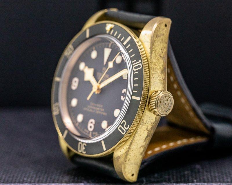 Tudor 79250BA Tudor Heritage Black Bay Bronze Slate Dial