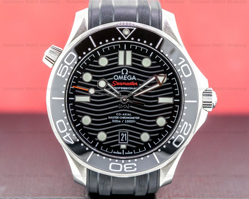 Omega Seamaster Diver 300M Co-Axial Master Chronometer 42MM Ref. 210.32.42.20.01.001