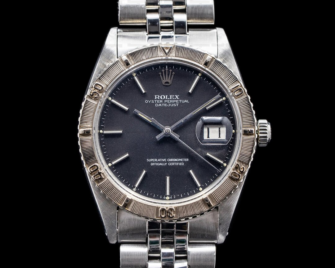 Rolex Datejust Turn O Graph SS Jubilee c. 1971 Ref. 1625