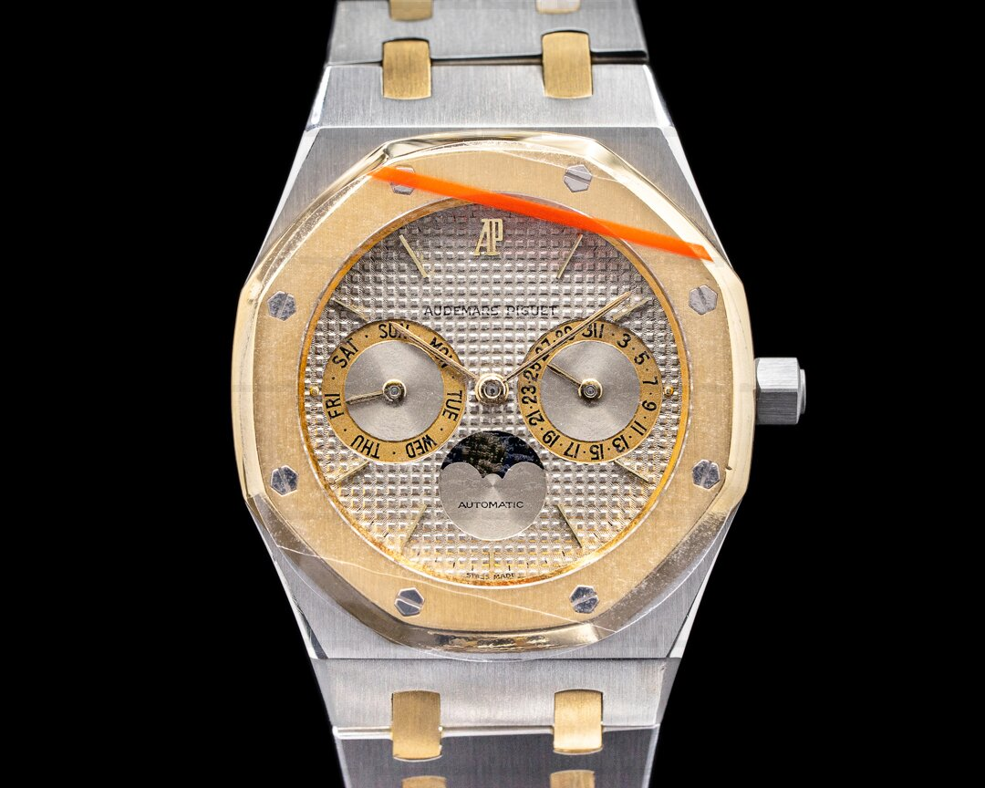 Audemars Piguet Royal Oak 25594 Day Date Moon SS / 18K Yellow Gold Ref. 25594SA.OO.0789SA.01
