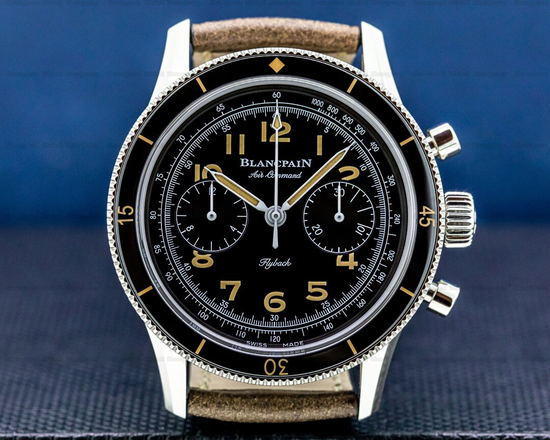 Blancpain Air Command AC01 Flyback Chronograph Limited Ref. AC01 1130 63A