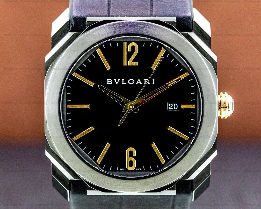 Bvlgari Octo Solotempo Ultranero 41MM Ref. 102581