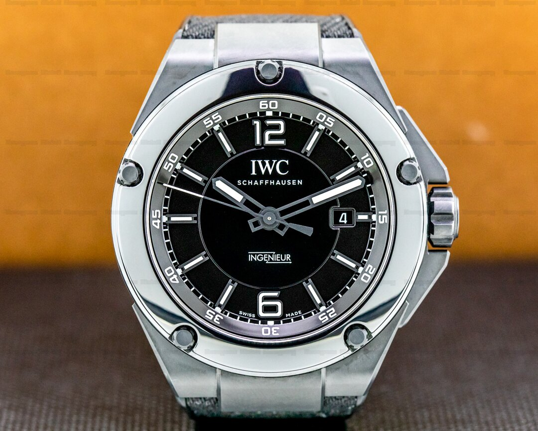 IWC Ingenieur Automatic AMG Black Series Ceramic Ref. IW322503