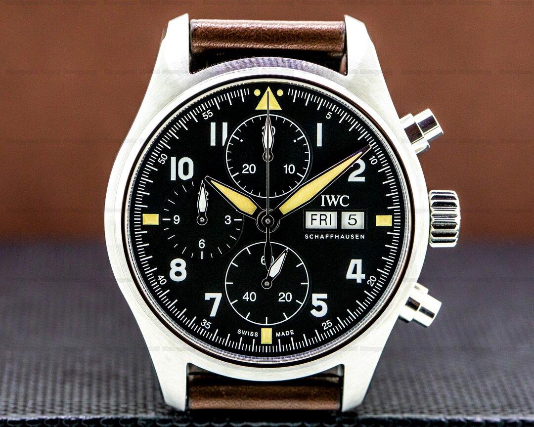 IWC Pilots Watch Chronograph Spitfire Ref. IW387903