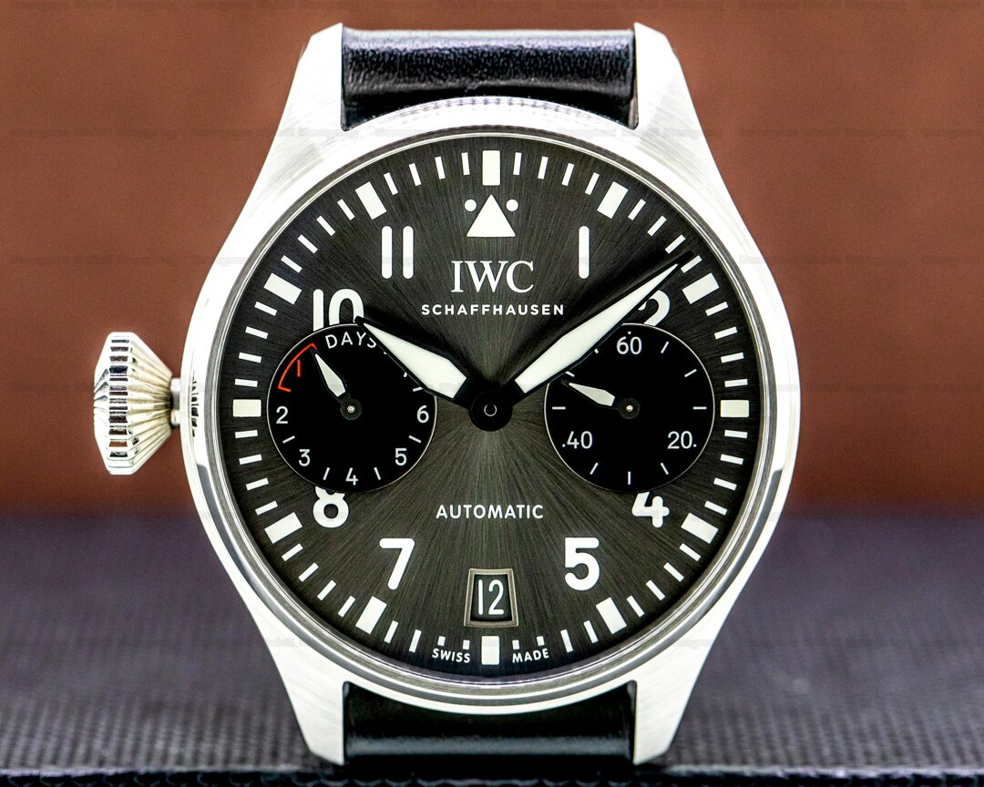 IWC Big Pilot IW501012 Right Hander Limited Edition Ref. IW501012